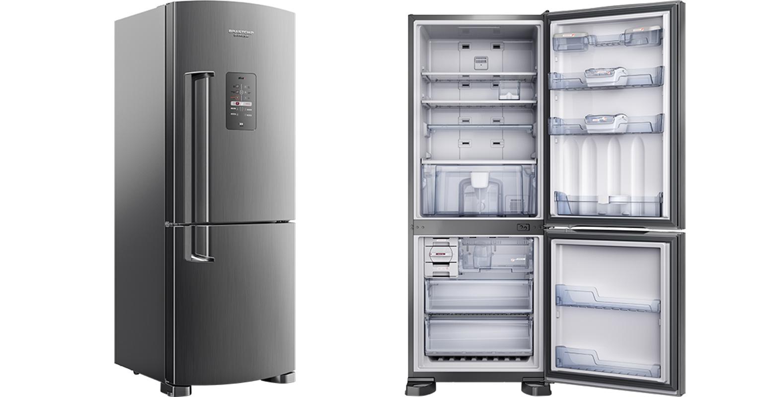 Refrigerador Brastemp Inverse Bre50 422 Litros Space Eletro