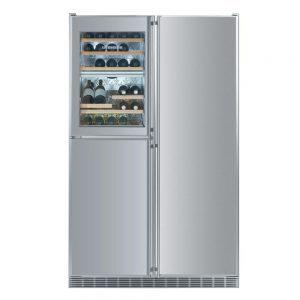 Refrigerador Liebherr de Embutir com Adega