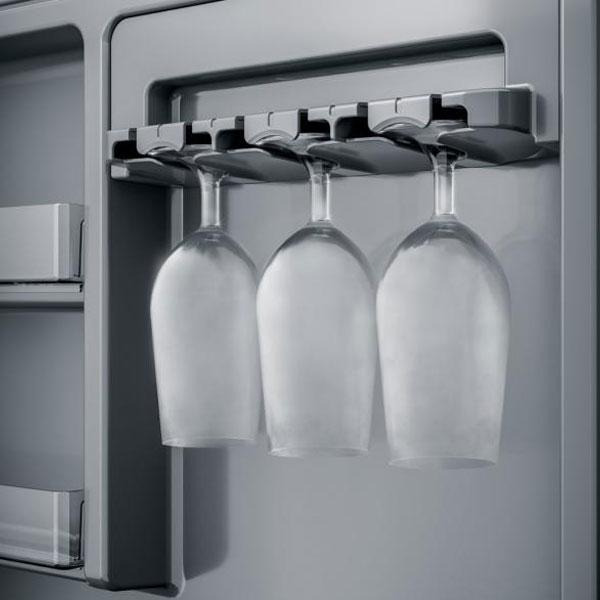 Geladeira Fros Free Side Inverse Brastemp Gourmand 540 litros